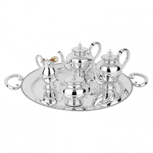 Continental Tea & Coffee Service in Sterling Full Set