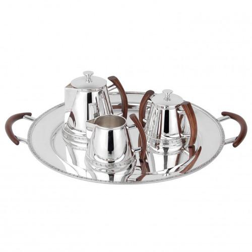 Art Deco Tea Service in Sterling Full Set