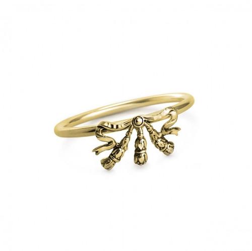 Bow Knapkin Ring