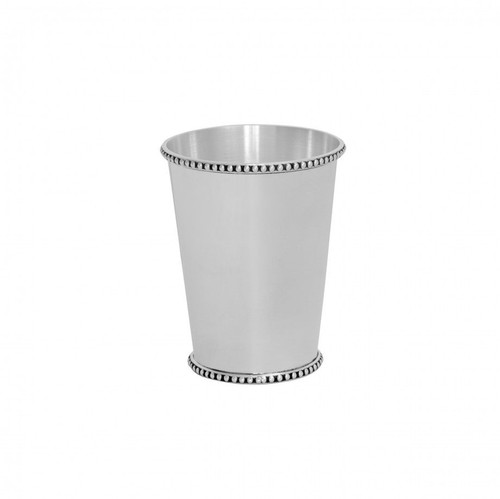 Bead Edge Julep Cup 8 oz