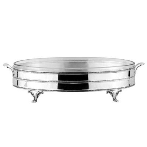 Continental Oval Server