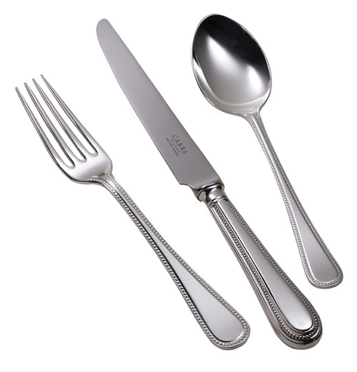 Bead Cutlery Collection in Stainless Steel