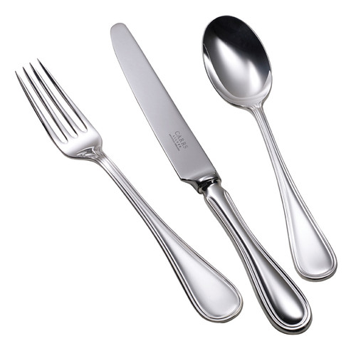 English Thread Cutlery Collection in Stainless Steel
