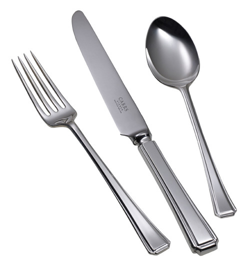 Harley Serving Collection in Stainless Steel