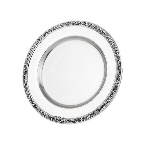 Ornate Border Plate Collection
