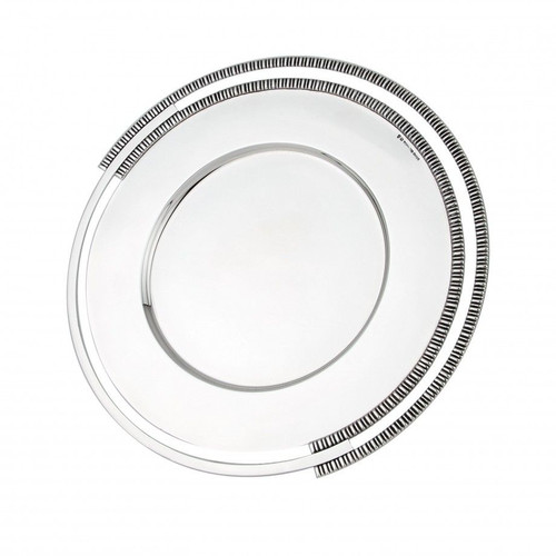 Double Edge Plate