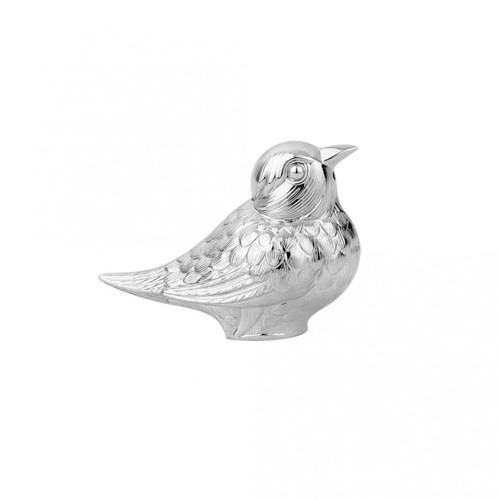 Bird Shaker Set (Silverplate) Salt
