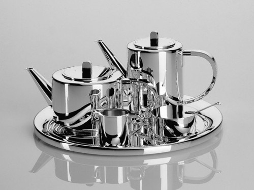 Alta Tea & Coffee Service Collection in Sterling