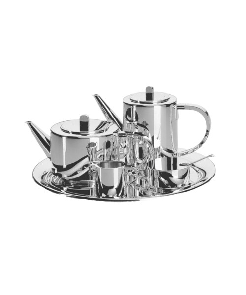 Alta Tea & Coffee Service Collection in Silverplate