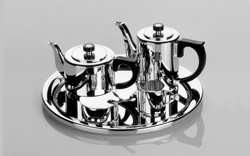Alta Tea & Mocha Service Collection in Sterling