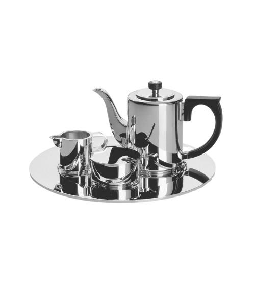 Alta Tea & Mocha Service Collection in Silverplate