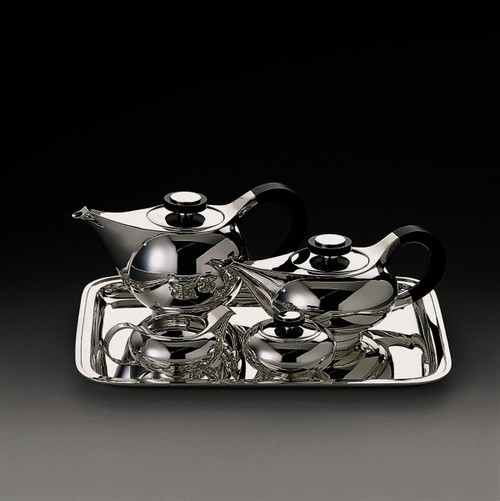 Neue Form Tea & Coffee Service Collection in Sterling