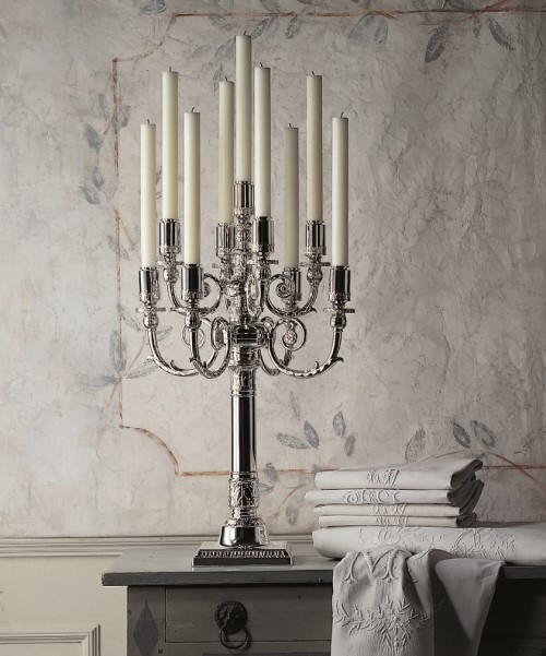 Empire Candelabra