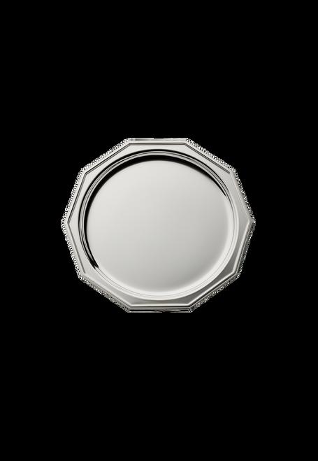 Alta-Sapten Coaster in Silverplate