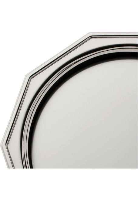 Alta-Sapaten Tray Collection in Sterling