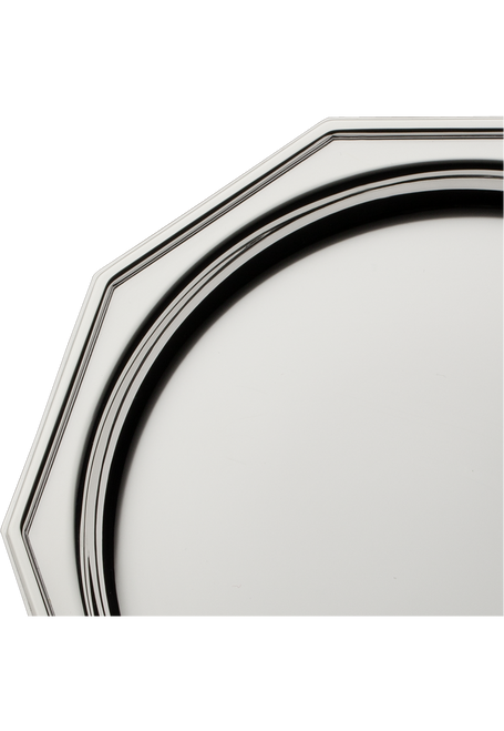 Alta-Sapaten Tray Collection in Silverplate