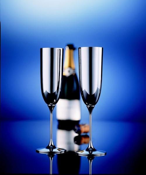 Alta Champagne in Silverplate