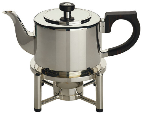Kettle Warmer Collection in Silverplate