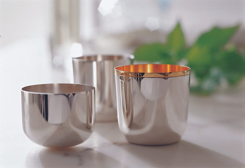 Alta Tumbler Collection in Sterling
