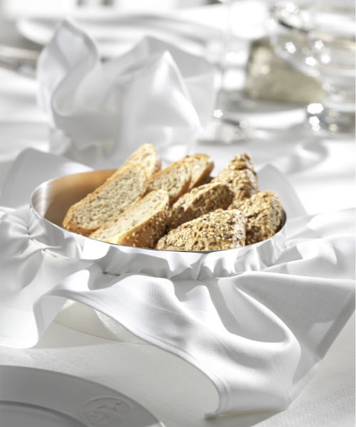 Bread Basket with Knapkin