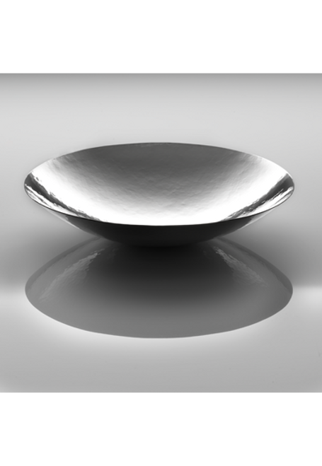 Hermitage Bowl in Silverplate