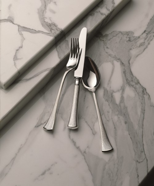 Avenue Cutlery Collection in Sterling Silver