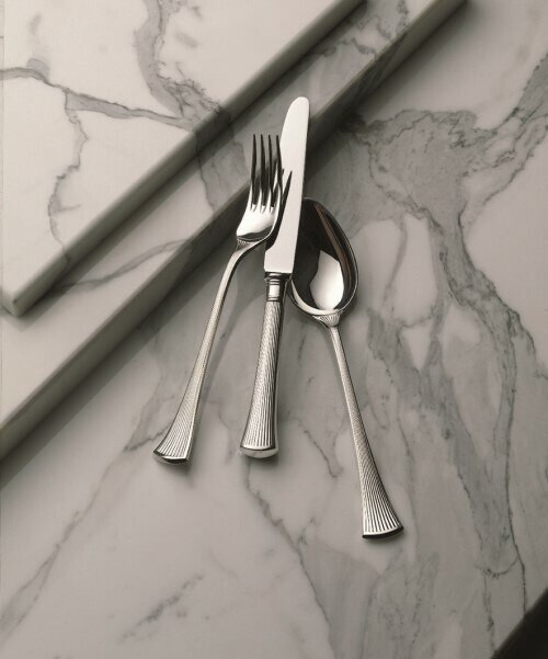 Avenue Cutlery Collection in Silverplate