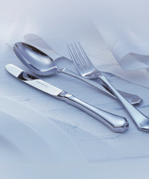 Baltic Cutlery Collection in Stainless Steel