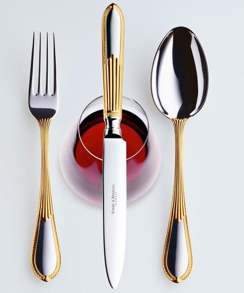 Belvedere Cutlery Collection in Vermeil (Partial- Op. 2)