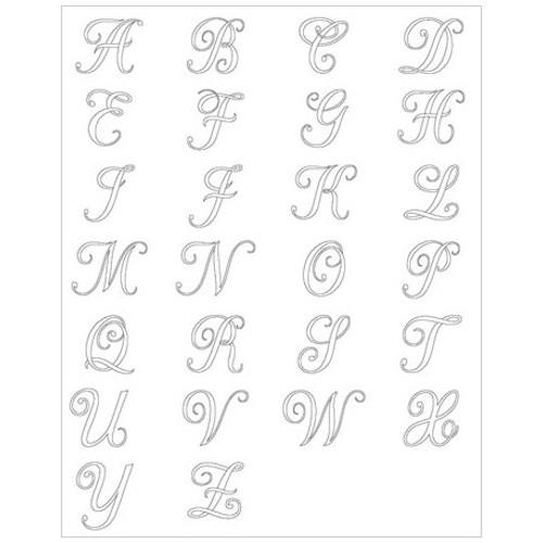 Monogram Knapkins