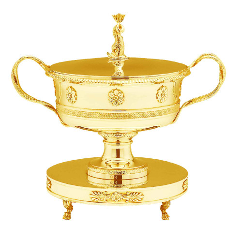 Marshal Confectionery Dish (Vermeil)