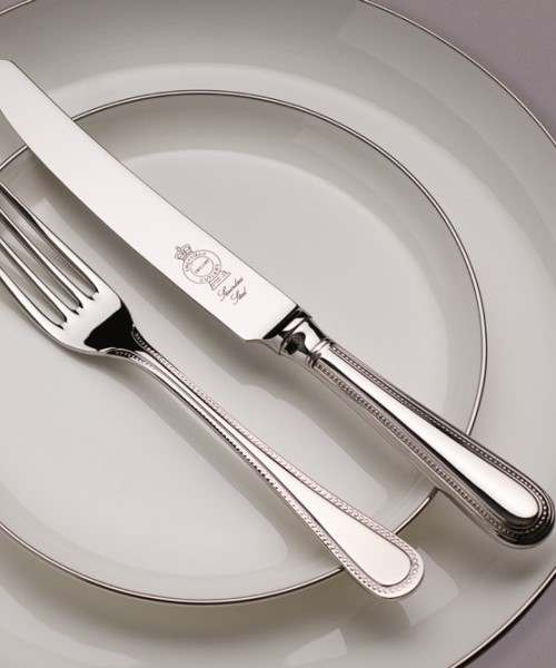 Bead Stainless Steel Cutlery Collection