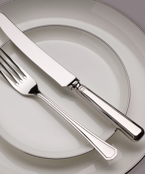 Grecian Stainless Steel Serving Collection Collection