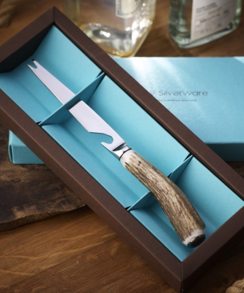 Horn Gin Knife