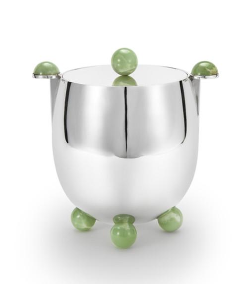 """Ball"" Ice Bucket by Ed Tuttle"