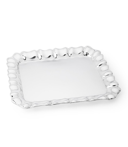 """Bone-Patterned"" Tray by Otto Prutscher"