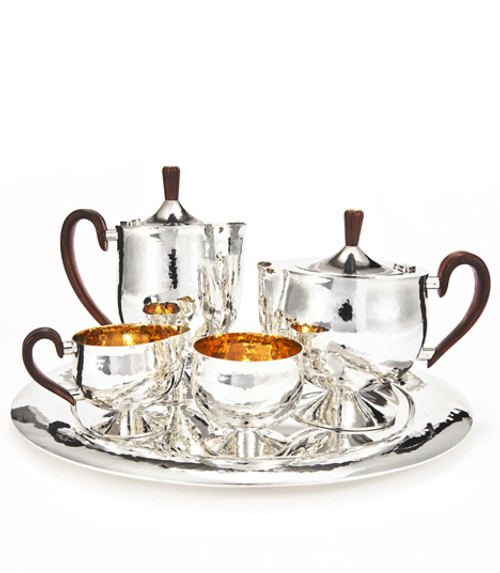 """""""Classic"""" Tea and Coffee Service by Otto Prutscher"""