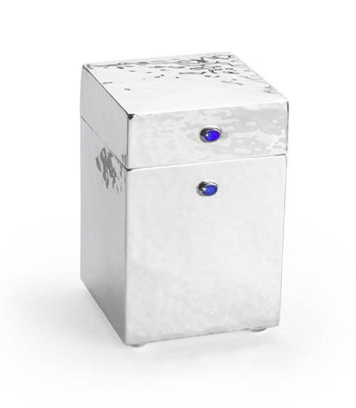Cigarette Box with Lapis