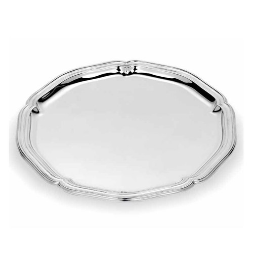 Chippendale Oval Tray