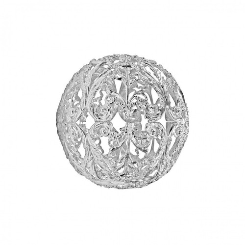 Floral Spherical Box