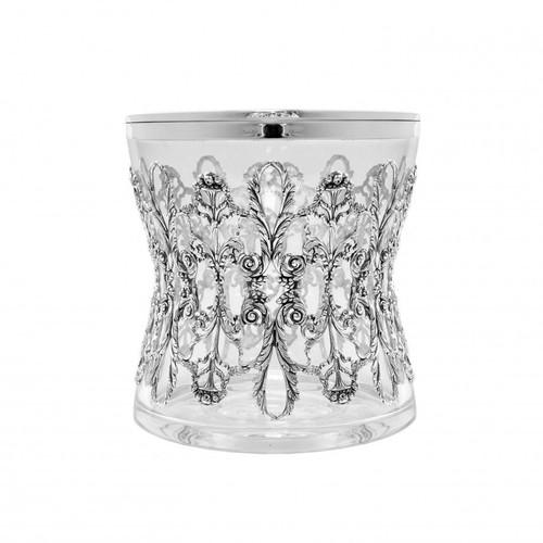 "Ornate Trim ""Hourglass"" Box"
