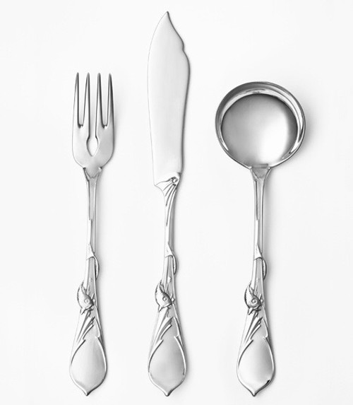"""Au Bord de la Mer"" Cutlery Collection"