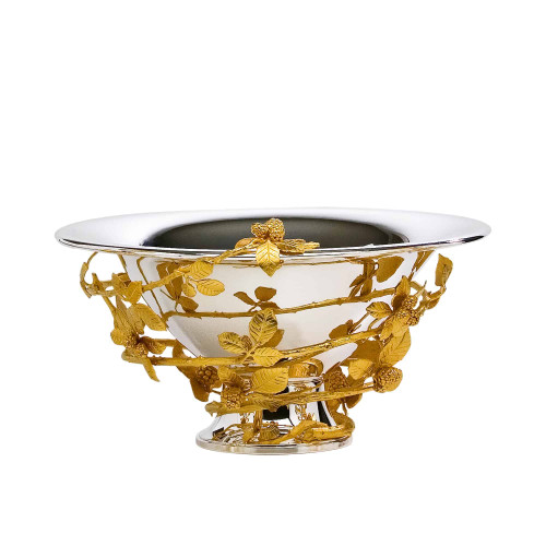 """Gold Berry"" Fruit Bowl"