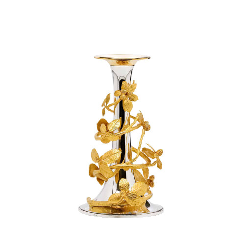 """""""Gold Berry"""" Candle Holder"""