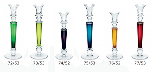 """Memphis"" Candlestick Collection"