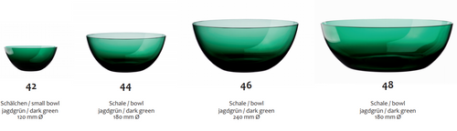 """Odessa"" Bowl Collection"