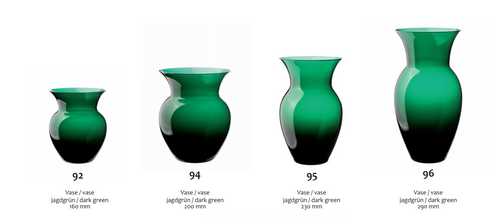 """Odessa"" Vase Collection"