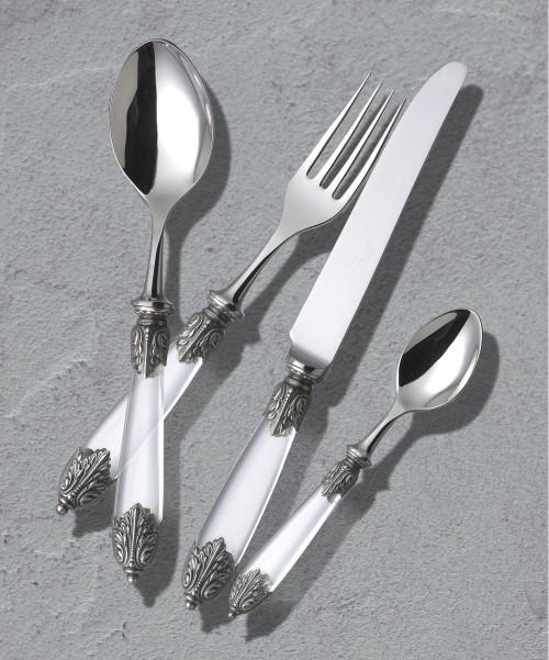Azalée Cutlery Collection (Crystal)