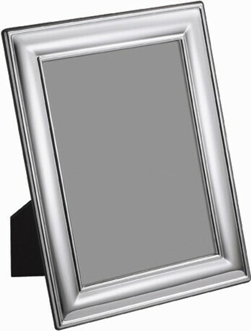 Traditional Frame in Silverplate