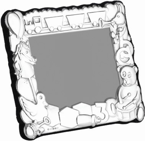 """""""Toys and More"""" Sterling Frame"""